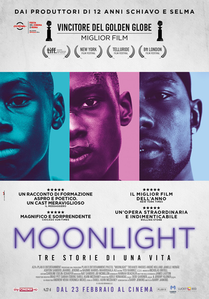 Locandina italiana Moonlight