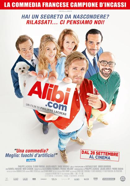Locandina italiana Alibi.com