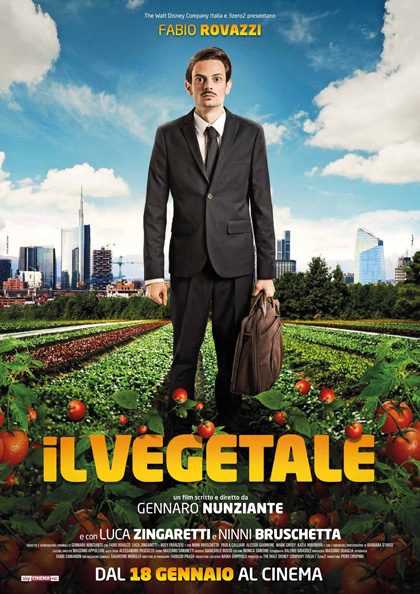 Locandina italiana Il Vegetale