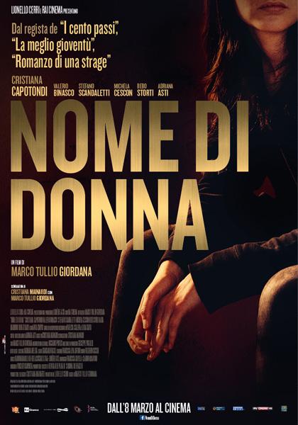 Locandina italiana Nome di donna