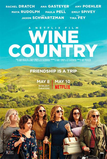 Risultati immagini per Wine country film