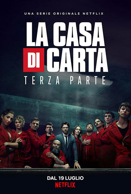 La Casa Di Carta Serie Tv 2017 Mymoviesit