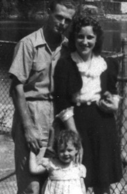 Harold, Phyllis and Evie