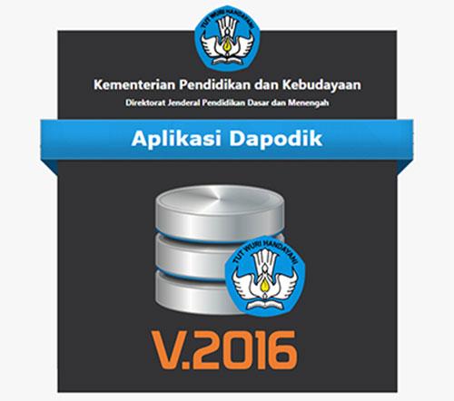 Download Aplikasi Dapodik 2016