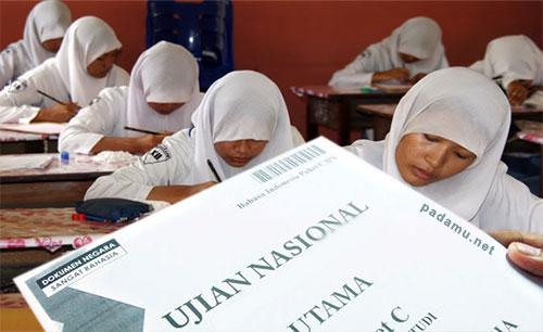 Sejarah Ujian Nasional Indonesia