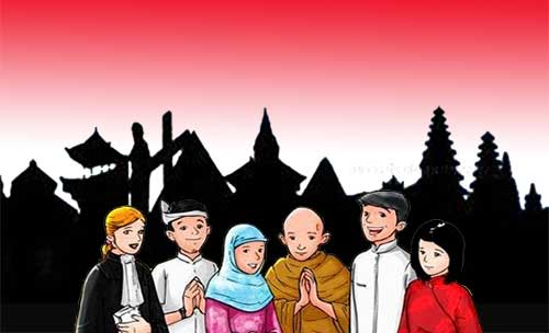 Pendidikan Inter Religi di Sekolah