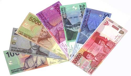 Peredaran Uang Pecahan Rupiah Di Indonesia