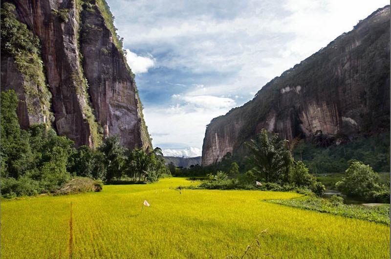 Mata Ke Wallpaper Hd Lembah Harau Dan Legendanya Cv Padang Indah Kemilau