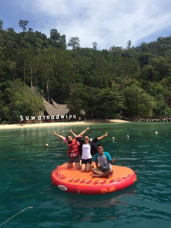 Pulau Swarna Dwipa Padang : pulau, swarna, dwipa, padang, Paket, Pulau, Padang, Indah, Kemilau