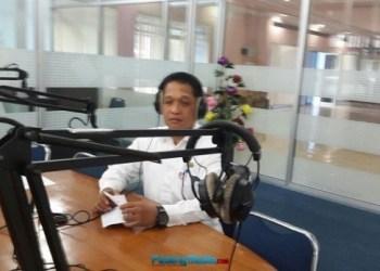 Kepala Bagian Kesra Sekretariat Kota Padang Al Amin. (*)