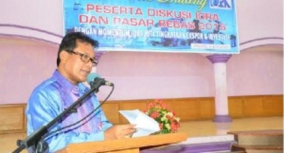 Sekda Padang, Nasir Ahmad.