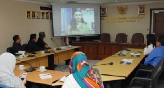 KPI Pusat memanggil pihak RCTI untuk diminta klarifikasi terkait pernyatan melecehkan Pancasila Zaskia Gotik. (foto: KPI)