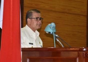 Wakil Gubernur Nasrul Abit