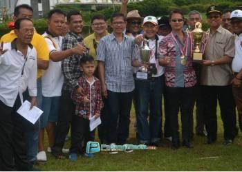 Kejurnas pacuan kuda Minang Derby sukses kegiatan dan prestasi. (*)