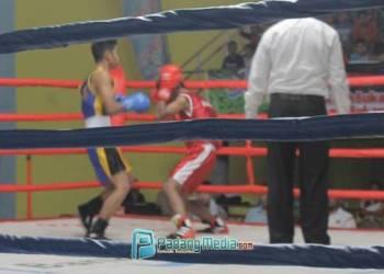 Kejuaraan Tinju Walikota Sawahlunto Cup II (tumpak)