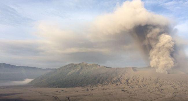 Gunung Bromo (Sutopo/BNPB)