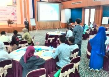 Seminar Wirausaha BI Sumbar, Kamis (11/8). (febry)