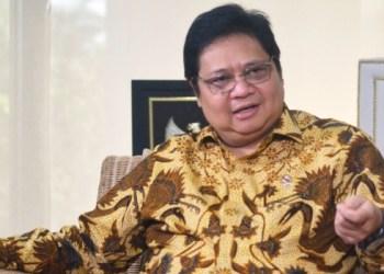 Menteri Perindustrian RI Airlangga Hartarto. (kemenperin)