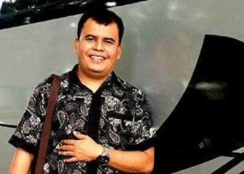Anggota DPRD Dharmasraya Benhard. (*)