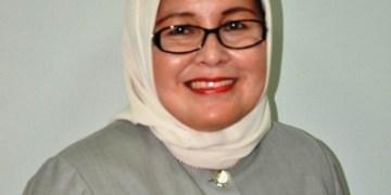 Anggota DPRD Sumbar Fraksi Golkar Hj. Sitti Izzati Aziz. (ist)