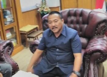 Ketua BK DPRD Padang, Amril Amin. (baim)