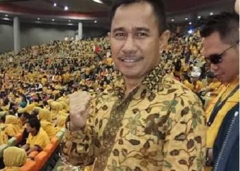 Ketua BK DPRD Agam, Helmon Dt Hitam. (fajar)