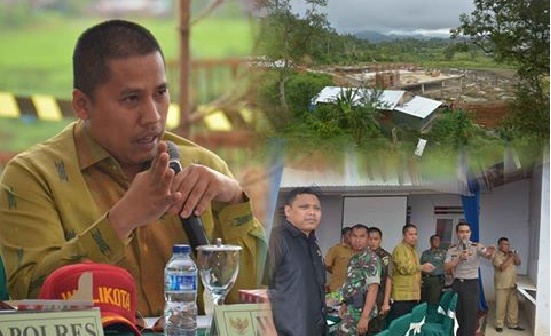 Walikota Padangpanjang, Hendri Arnis. (humas)