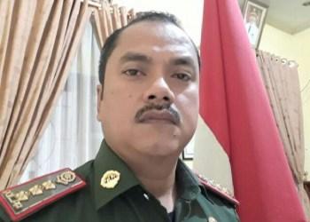 Plt. Kepala Dinas Polisi Pamong Praja dan Pemadam Kebakaran (Dispol PP Damkar) Padangpanjang, Alber Dwitra. (humas)