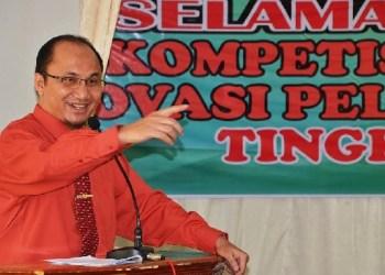 Wakil Bupati Agam, Trinda Farhan Satria. (fajar)