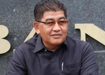 Kepala Badan Kesatuan Bangsa dan Politik (Kesbangpol) Kabupaten Agam, Rahman SIP .