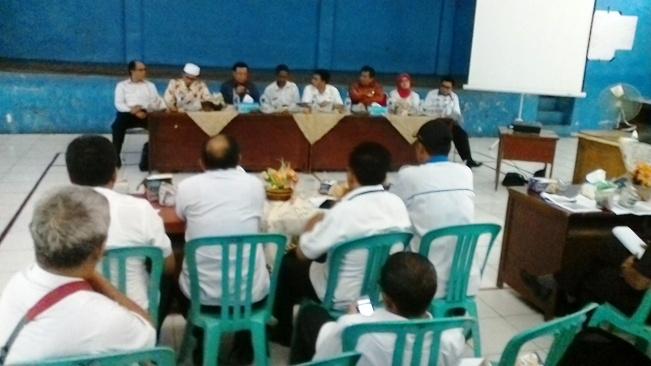 Kunker Komisi I ke Kabupaten Sijunjung, Rabu (19/7). (febry)