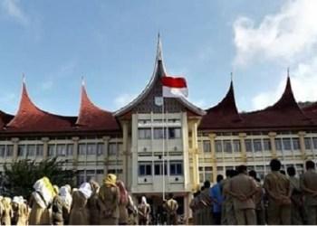ASN di lingkungan Pemko Padangpanjang.(ist)