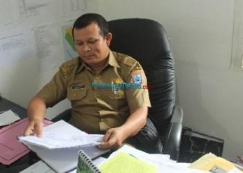 Kepala Bidang PSDA, Brandus Simanjuntak