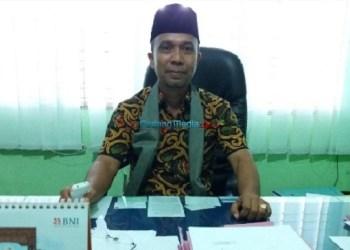 Kabag TU RSUD Lubuk Basung, H. Aditia Warmansyah. (fajar)
