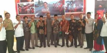 Komisi III DPRD Kab.Agam kunker ke BPBD Kota Padang. (ist)