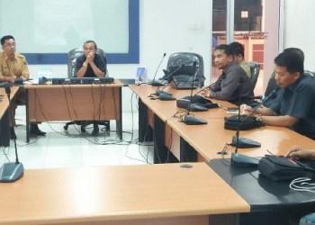 Komisi IV DPRD Agam ke Disbudpar Provinsi Sumbar. (ist)
