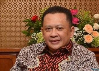 Ketua DPR RI Bambang Soesatyo.(foto: ist)