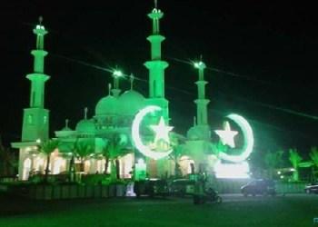 Masjid Baiturrahmah. (ist)