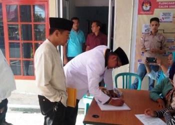 Ketua DPD PKS Pesisir Selatan Feby Rif