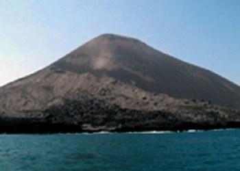 Gunung Anak Krakatau. (ist)