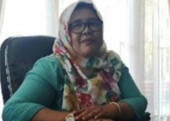 Kabid PAUD dan PNF Disdik Sawahlunto, Musnawati. (tumpak)