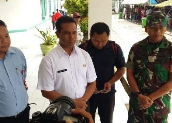 Kadinkes Mentawai Lahmuddin Siregar.