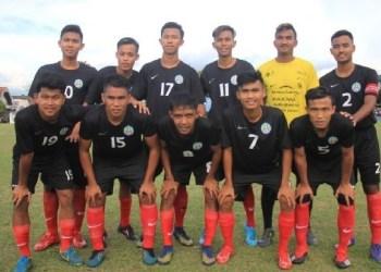 Ps Talawi di Minangkabau Cup II. (tumpak)