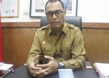 Wabup Mentawai, Yudas Sabaggalet. (ers)