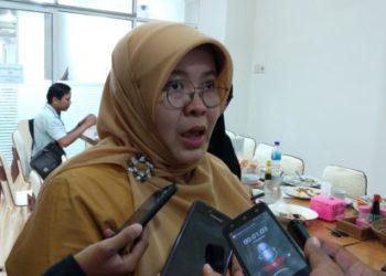 Kepala BPJS Kesehatan Cabang Padang, Asyraf Mursalina (foto: pebri)