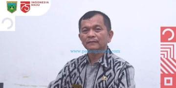 Kepala Dinas Kesehatan Kota Padangpanjang Nuryanuwar. (Diskominfo Padangpanjang)