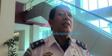Kadishub Kota Padang Dian Fakhri. (Dok. PMC