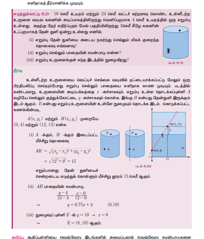 Tamil Medium 11th Standard Maths Volume 1 Online - tn11thcom 319