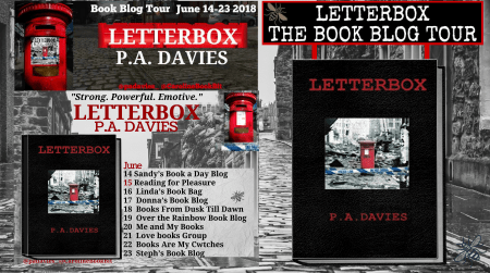 LETTERBOX bok Blog Tour - Blog Post Image