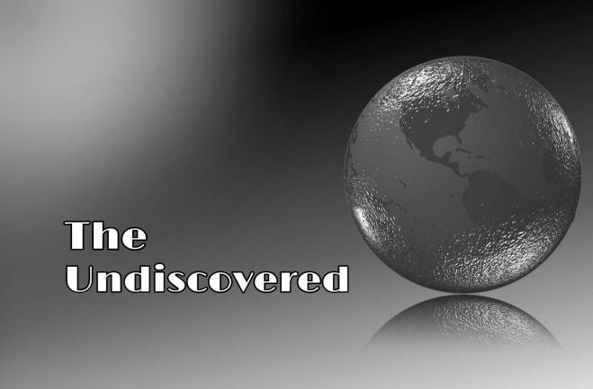 The Undiscovered - Blog Post Image